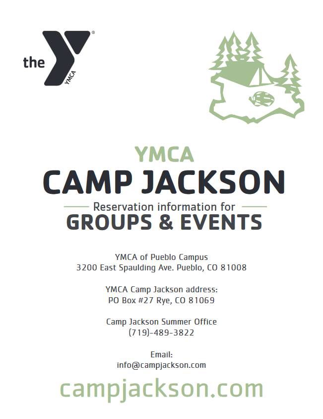 Group Pack Camp Jackson
