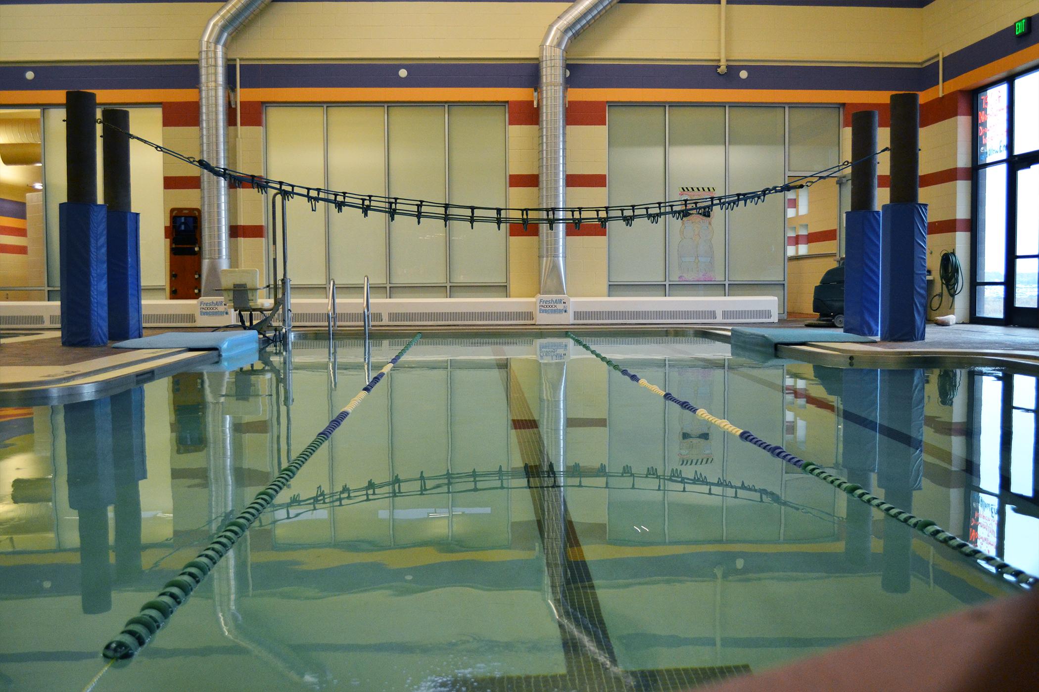 Pool Lap Swim